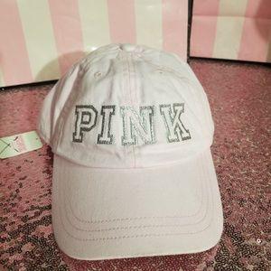 NWT!  PINK VICTORIA'S SECRET BASEBALL CAP
